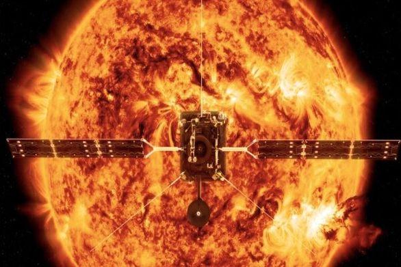 «سولاراوربیتر» به فضا رفت