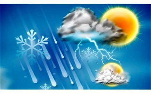 آخرین پیش بینی وضعیت آب و هوای کشور