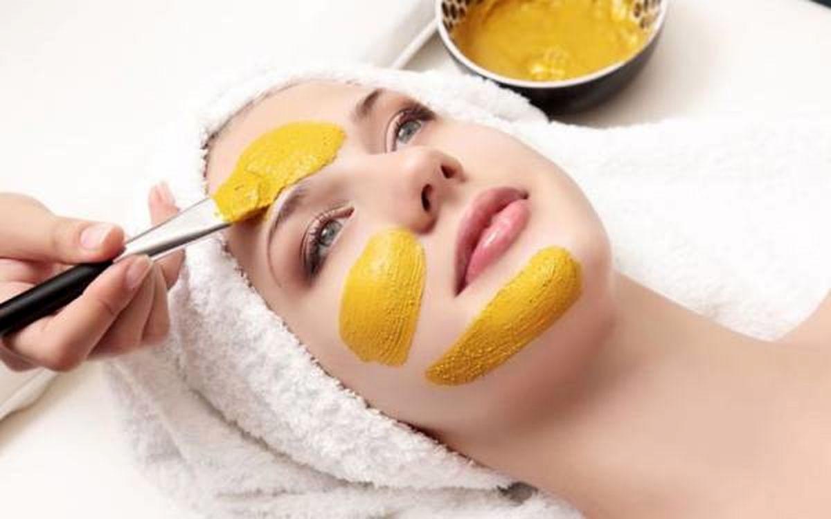 دستور ساخت انواع ماسک زردچوبه برای شادابی و تقویت پوست