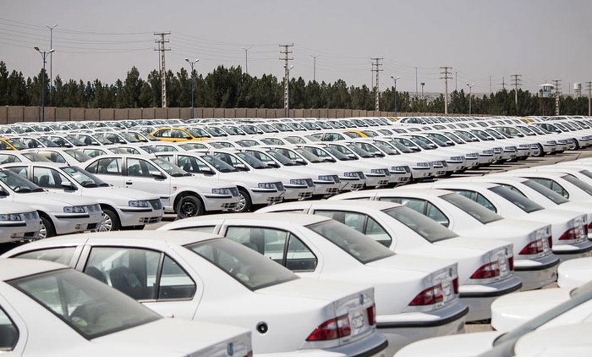 جزئیات این روزهای بازار خودرو + عکس