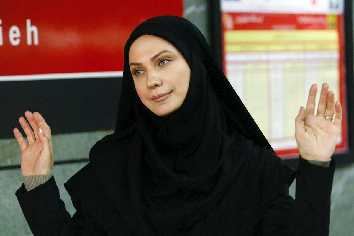 بیوگرافی خواندنی لعیا زنگنه + عکس همسرش