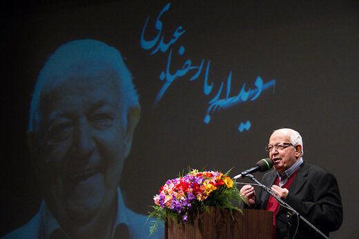 رضا عبدی در گذشت + بیوگرافی و علت مرگ