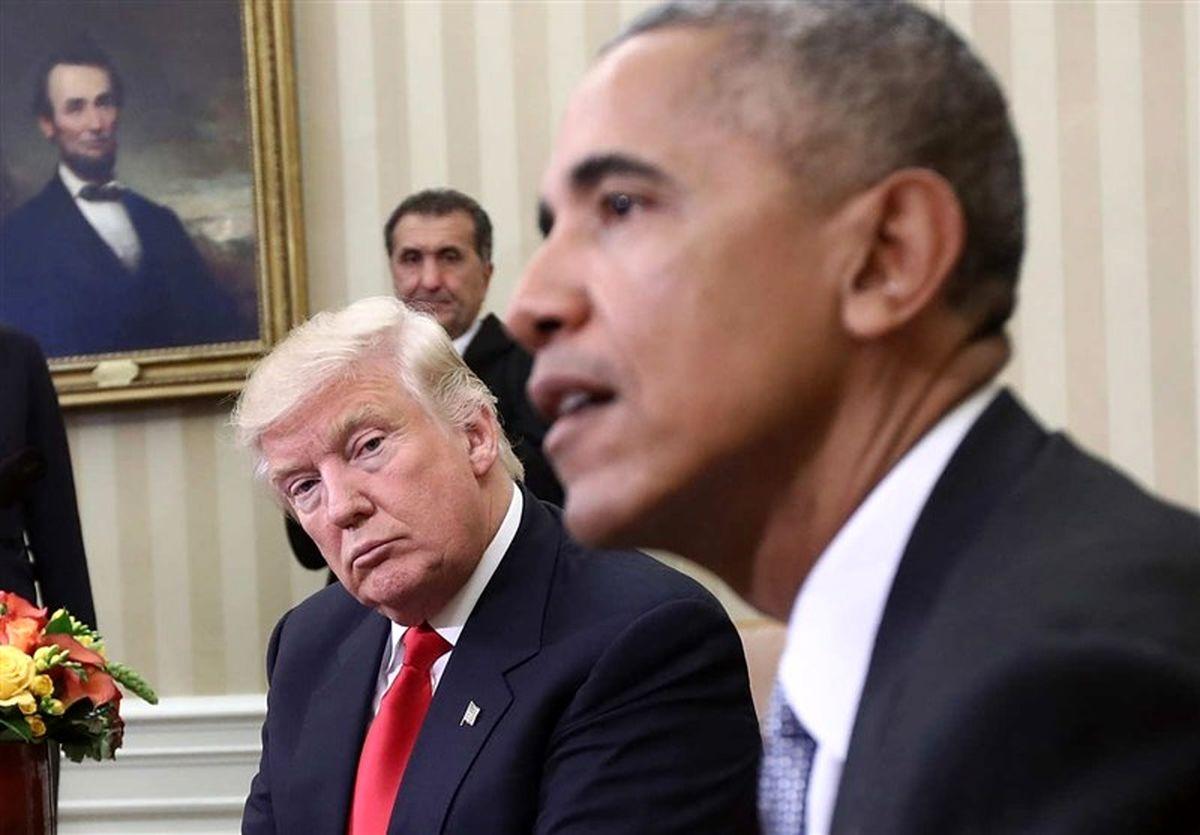 حمله روزنامه مشهور امریکایی به ترامپ و درخواست جالب از اوباما