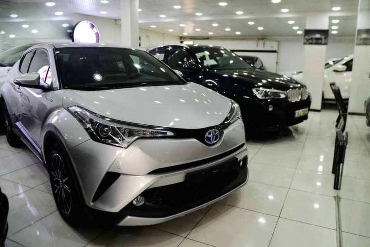 آخرین قیمت خودرو خارجی 14 تیر + جدول