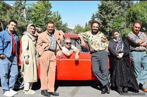 مهران احمدی در هزارپا