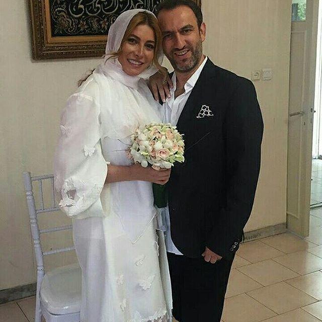 فریبا نادری و همسرش مهرداد طباطبایی + بیوگرافی