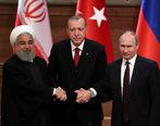 بیانیه مشترک ایران، ترکیه و روسیه درباره حملات اسرائیل و نفت سوریه