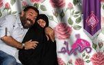 حضور علی انصاریان و مادرش در یک برنامه بمناسبت روز مادر + عکس