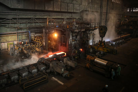 به سفارش فولاد مبارکه هد جوش لیزری در داخل تولید می شود