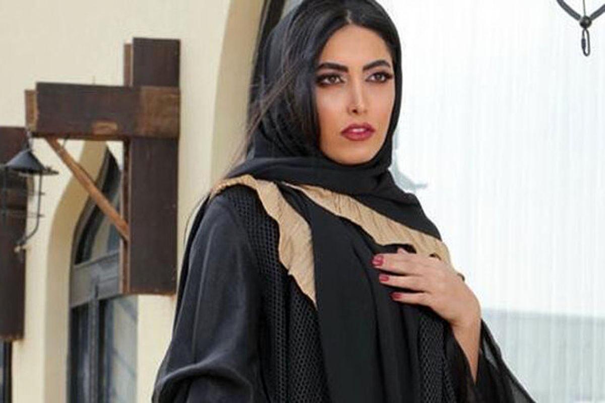 ظاهر متفاوت ساناز طاری پس از کشف حجاب + عکس