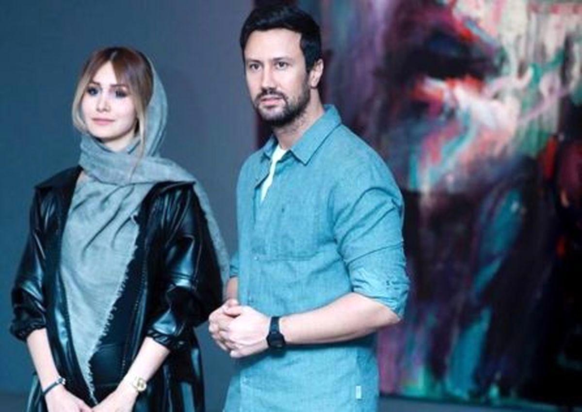 همسر شاهرخ استخری از خانه لوکس و میلیاردی خود رونمایی کرد + فیلم