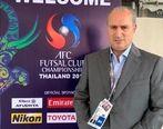 پذیرفته شدن استعفای مهدی تاج توسط فیفا