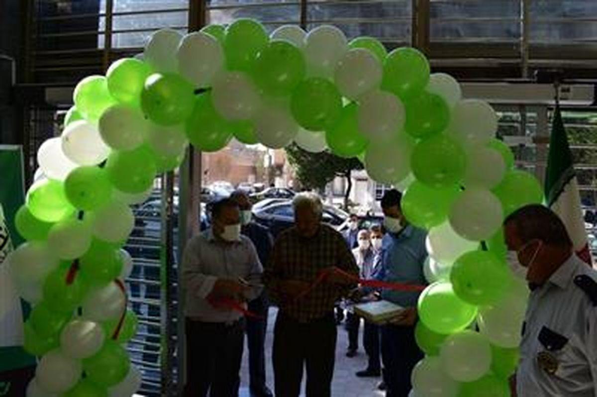 افتتاح ساختمان جدید شعبه عباسی تبریز بانک مهر