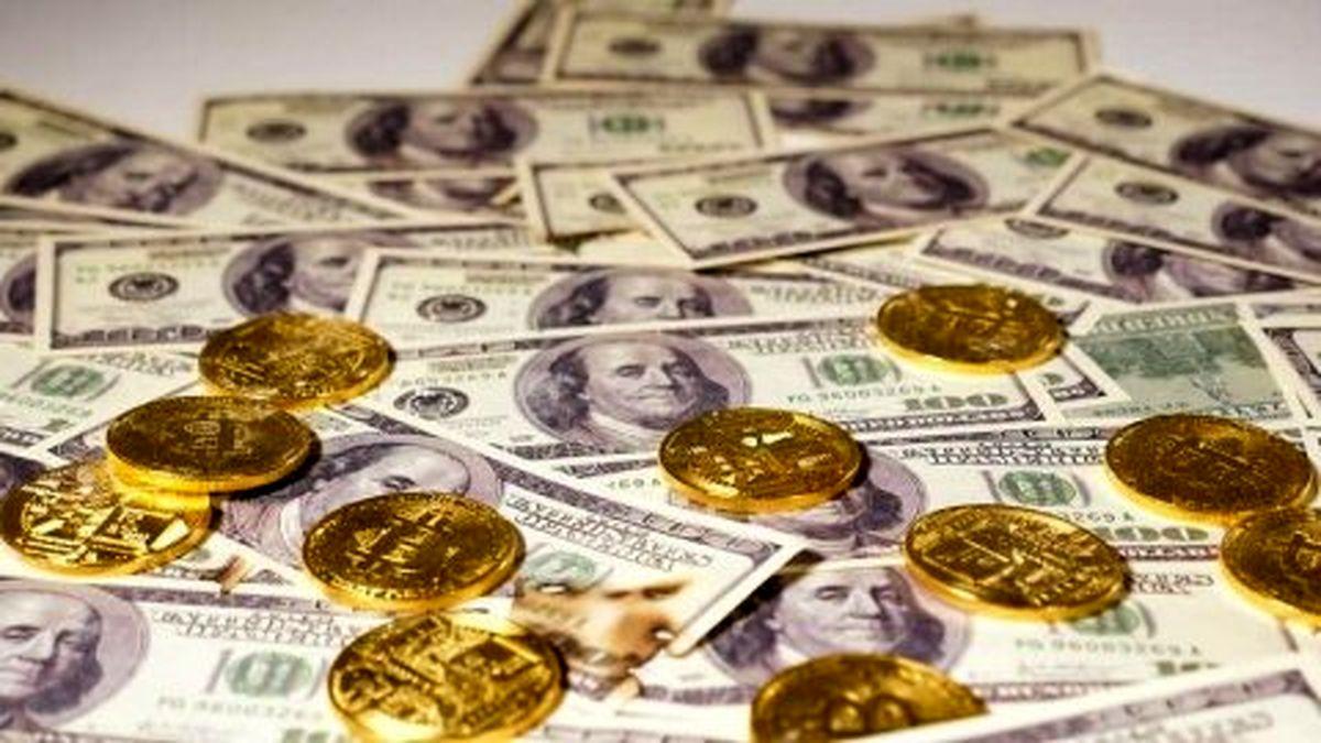 آخرین قیمت طلا، سکه و دلار در بازار امروز