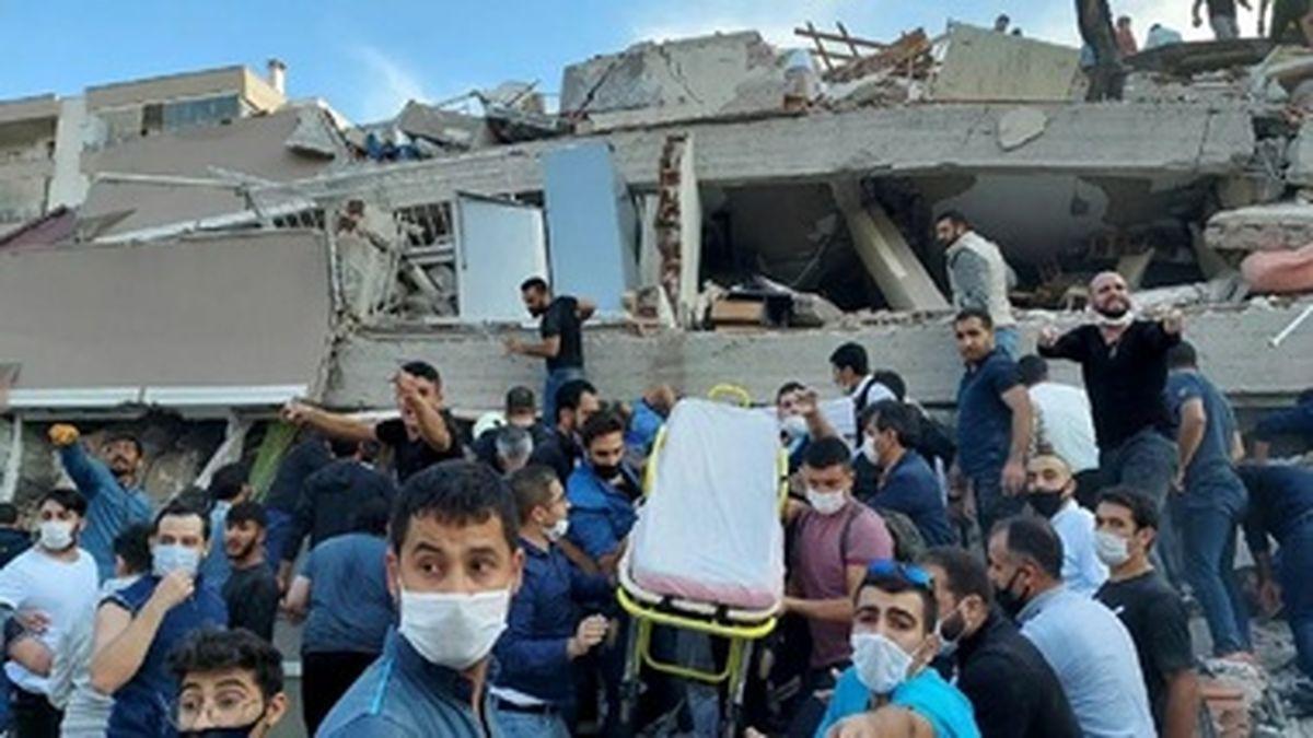 آخرین آمار از کشته شدگان زلزله ترکیه