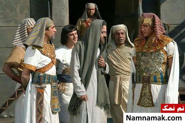 سیروس کهوری نژاد در یوسف پیامبر