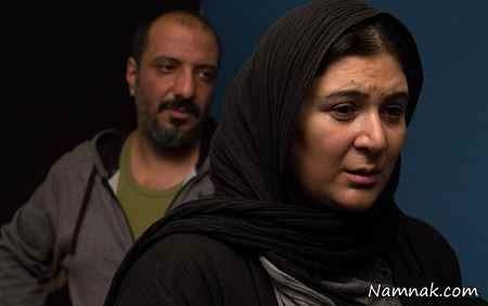 امیر جعفری و ریما رامین فر در فیلم سیزده