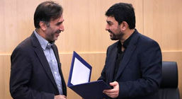 حمید زادبوم به عنوان مسئول شورای تجارت خارجی وزارت صمت منصوب شد