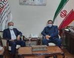 حضور مقام عالی وزارت صمت به همراه معاون وزیر و ریاست هیات عامل سازمان ایمیدرو در مشهد مقدس