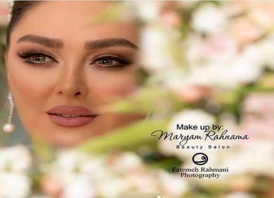 ماجرای دزد و پلیسی ازدواج دوم الهام حمیدی + تصاویر عروسی