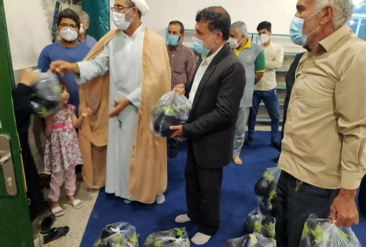ماجرای توزیع بادمجان در بوشهر چه بود؟