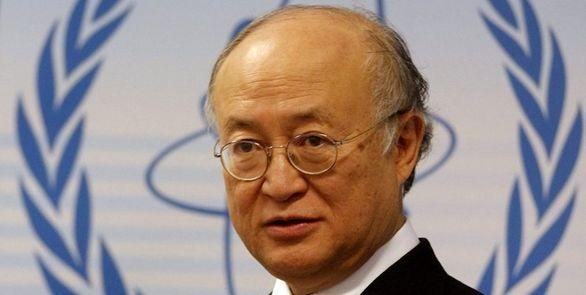 «یوکیو آمانو» مدیر کل آژانس بین المللی انرژی اتمی درگذشت