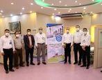 اهدای 6 میلیارد ریال تجهیزات پزشکی به درمانگاه ابن سینا توسط شورای راهبردی