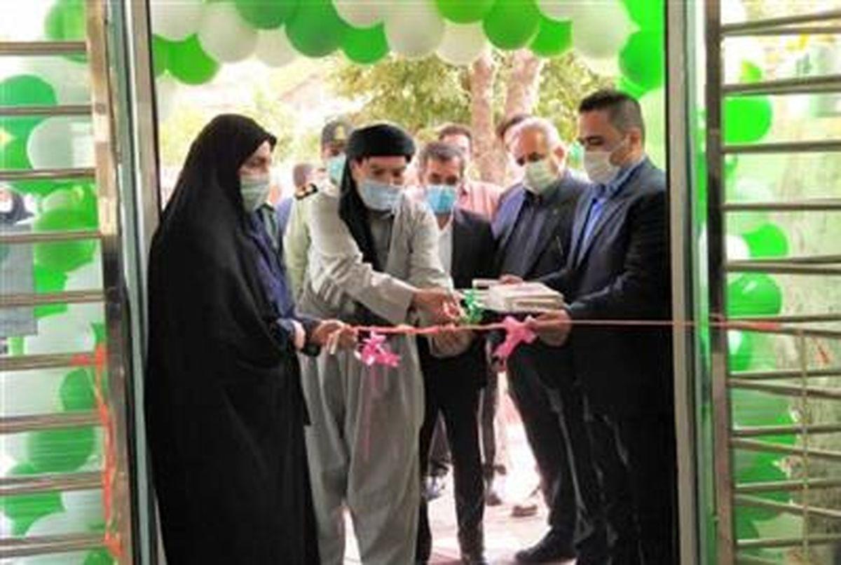 افتتاح باجه بانک قرض الحسنه مهر ایران در سروآباد کردستان
