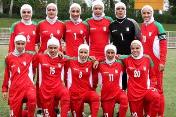 وضعیت تیم ملی دختران ایران نامشخص است