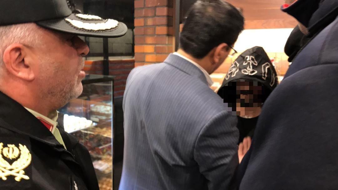گروگان گیری در تهران/ دختر جواب رد داد، پسر اسلحه کشید