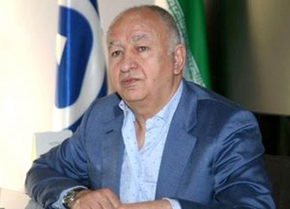 بازسازی کارخانه کاله در کربلا را بدون حمایت ایران و عراق انجام میدهم