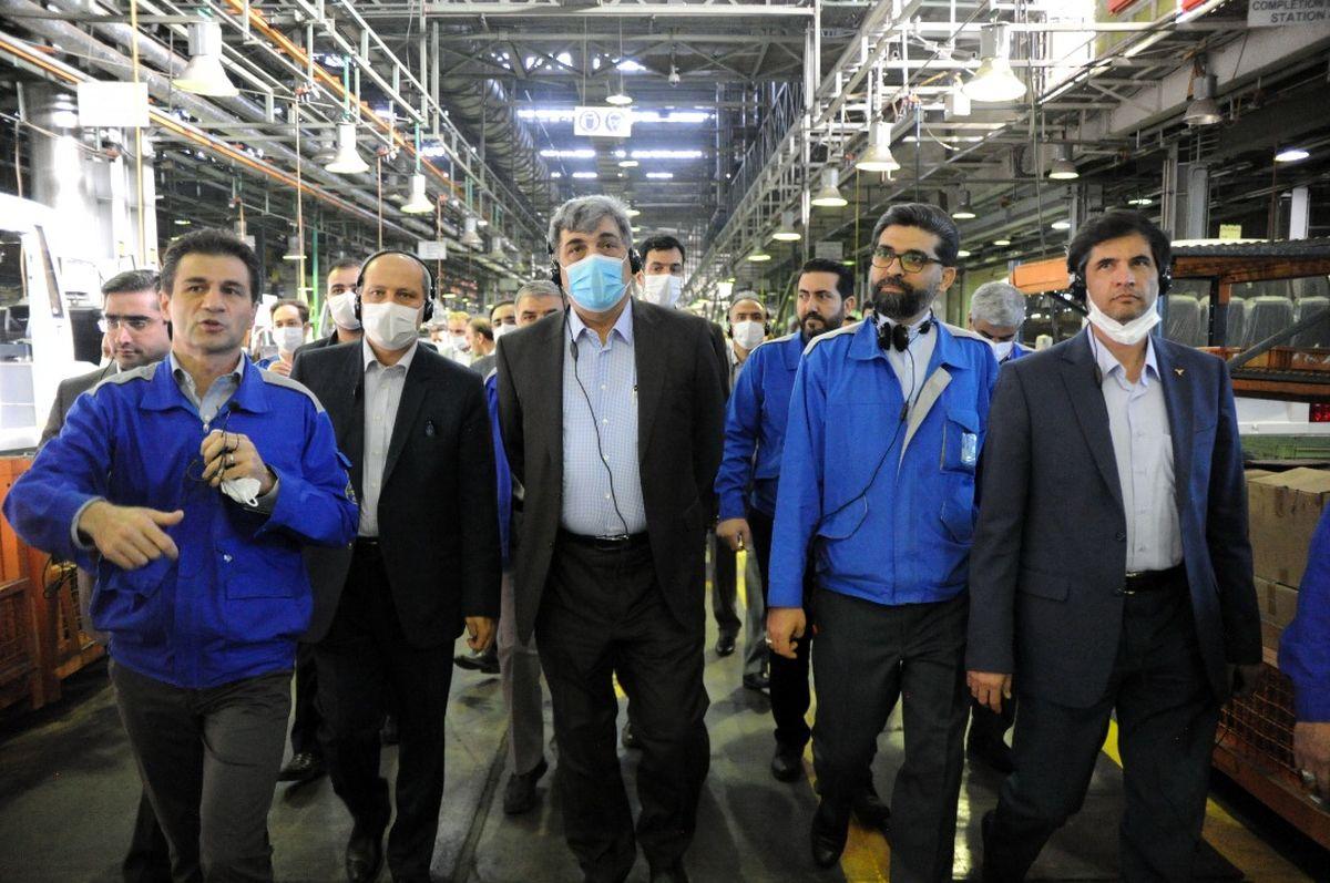 بودجه هزار میلیاردی دولت برای بازسازی اتوبوسهای تهران