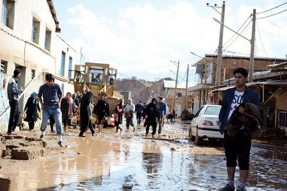 ۲۵۰۰ خانوار خوزستان در جریان آبگرفتگی اخیر دچار خسارت شدند