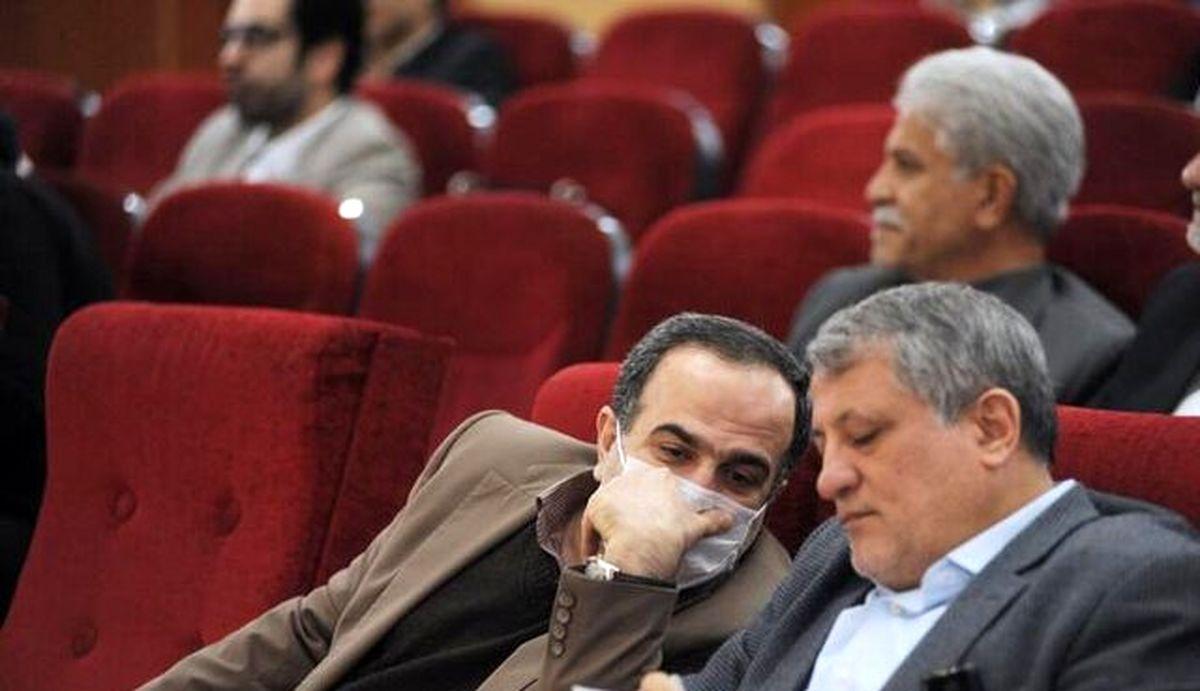محسن هاشمی قرنطینه شد