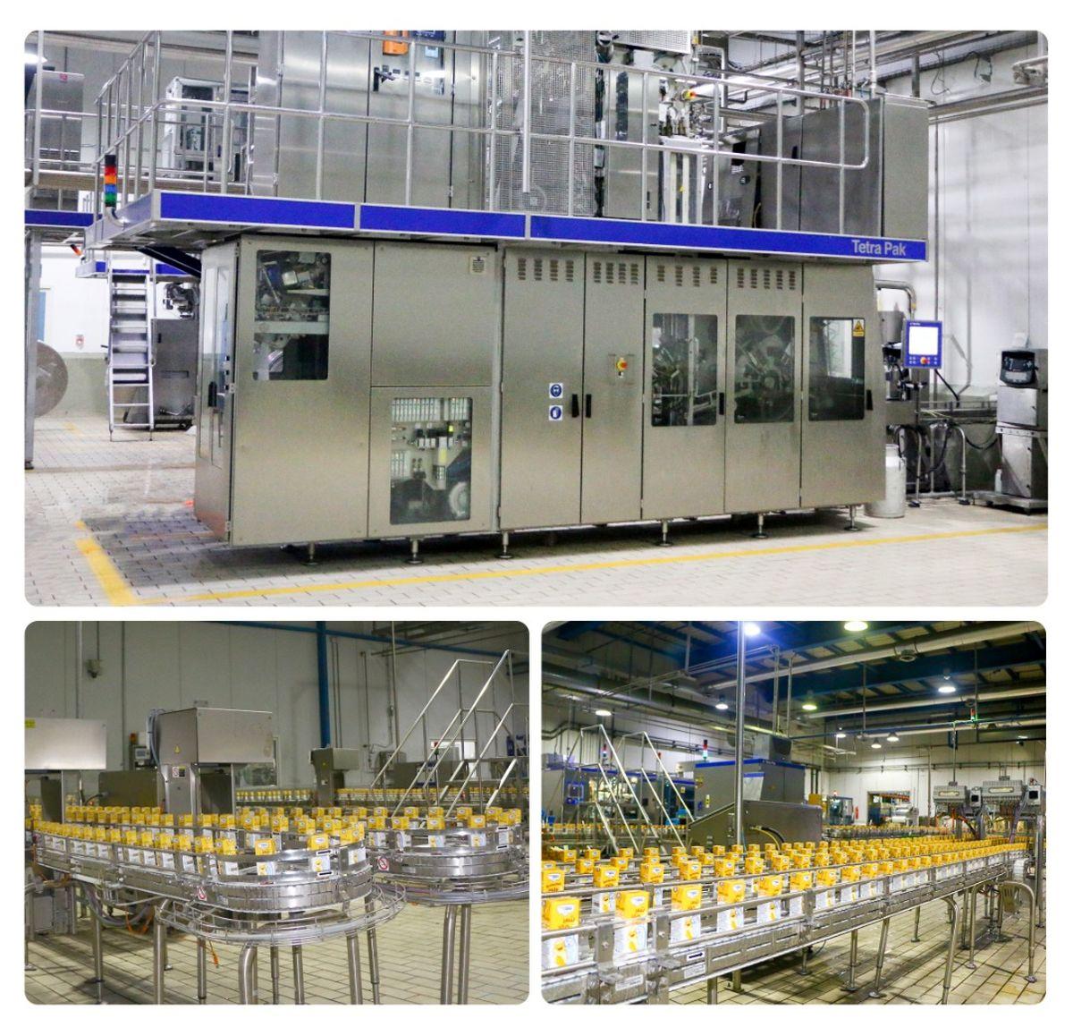 رشد ۲۰۰ درصدی تولید و صرفه جویی ارزی در پگاه ارومیه