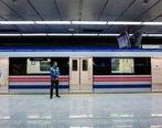 حادثه وحشتناک در مترو تهران مسافران را شوکه کرد + عکس