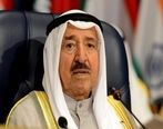 پیام تسلیت امیر کویت به ایران در پی حادثه زلزله میانه