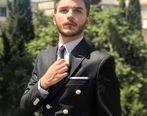 عکس های عروسی پسر امین حیایی در لباس دامادی  + تصاویر