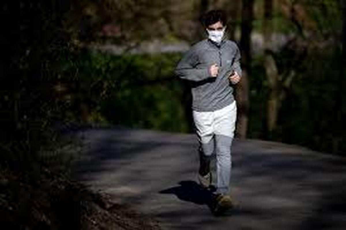 آیا ورزش کردن با ماسک موجب مرگ می شود؟