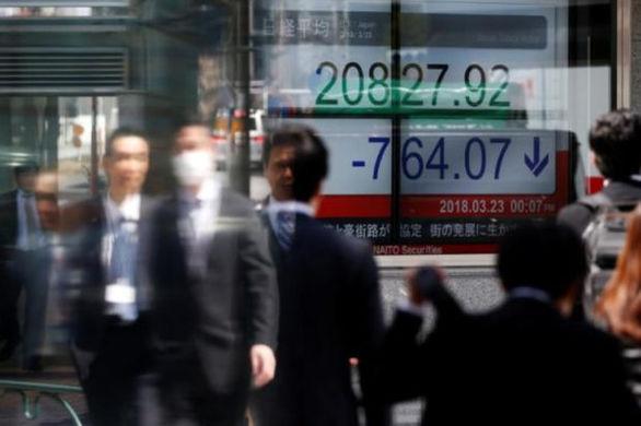 رشد صعودی سهام آسیایی