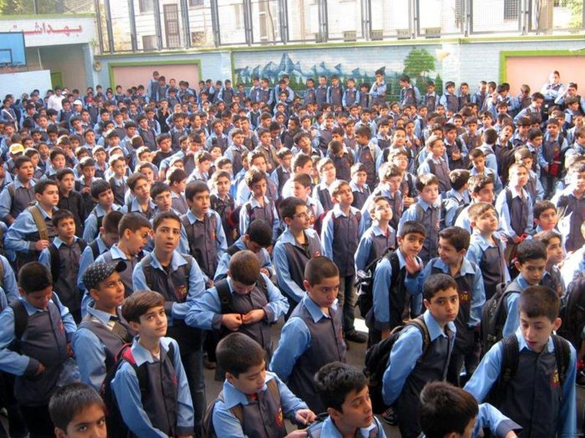آخرین وضعیت بازگشایی مدارس استان تهران از ۱۵ شهریور