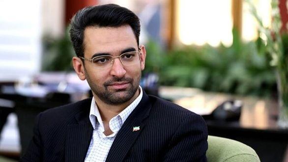 وزیر ارتباطات ضامن مستاجران شد + فیلم