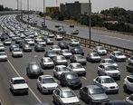 جاده چالوس و آزاد راه تهران- شمال مسدود شد