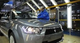 آمار تولید سه خودروساز کشور اعلام شد