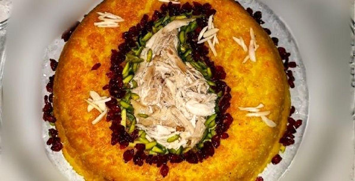 بهترین روش پخت ته چین مرغ مجلسی  + نکات کلیدی