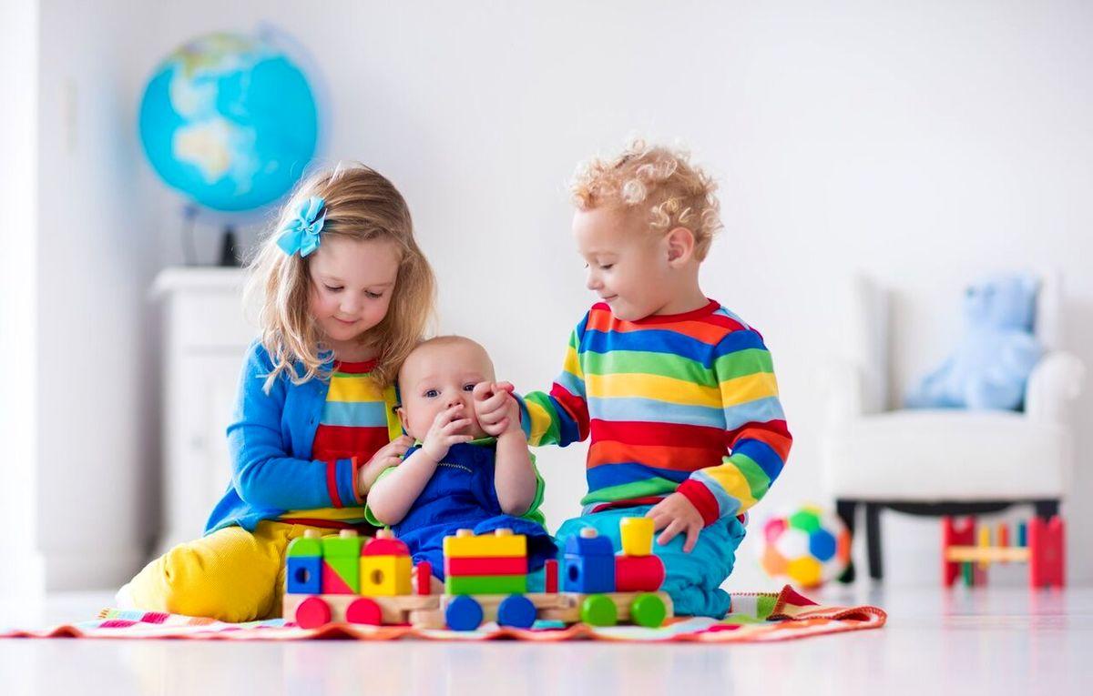 بایدها و نبایدهای فعالیتهای بدنی برای کودکان خردسال