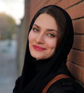 ساناز سعیدی بازیگر نقش فرشته در سریال بوی باران کیست ؟ + بیوگرافی و عکس