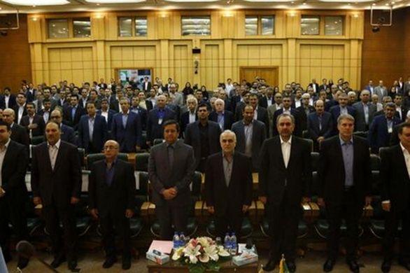 افتتاح واحد پروفیل شرکت گسترش صنایع قائن با تسهیلات بانک صنعت و معدن