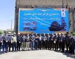 افتتاح بارگیرخانه حمل محصولات  شرکت سیمیدکو به مقاصد هدف بصورت واگن لودینگ
