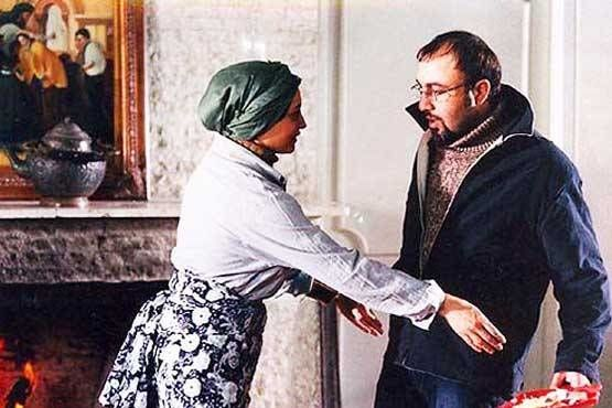 رضا عطاران و مریم کاویانی